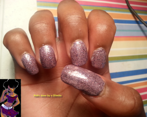 Avon sparkling plum over luxe lavender