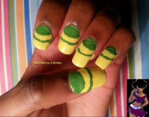 Crayola nails