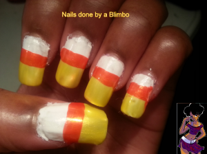 omd 31 day nail art challenge day 26