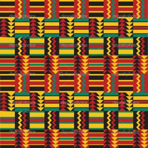 african tribal print