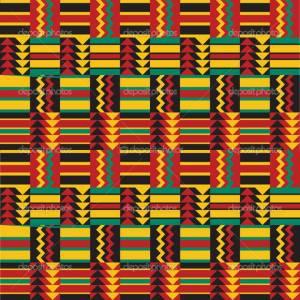african tribal print