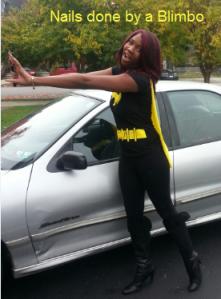 i'm batgirl 2