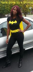 i'm batgirl