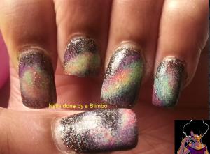 galaxy mani left hand