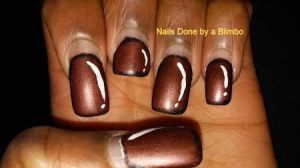 n.a.i.l. border mani w flash