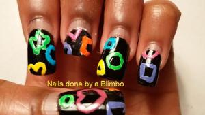 nail-art-a-go-go neon
