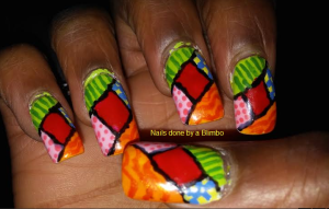 nail-art-a-go-go abstract