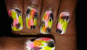 nail-art-a-go-go graffiti
