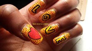 nail-art-a-go-go pointillism