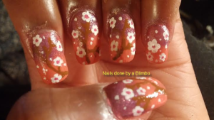 Omd july nail art challenge Day 10- Favorite polish