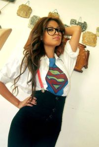 super girl idea