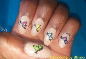 N.A.I.L.-Butterflies