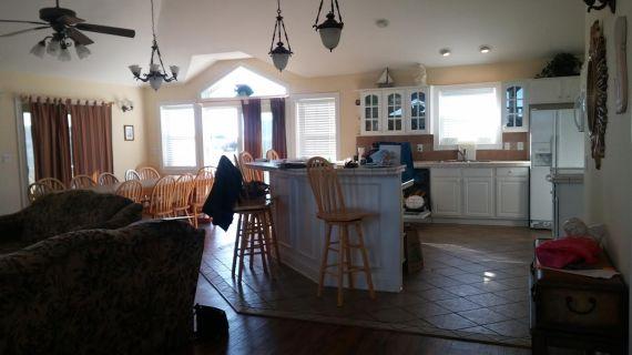 Beach house- Kitchen