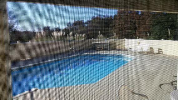 The Beach House- pool  and hot tub