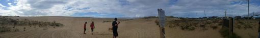 vacation- sand dunes