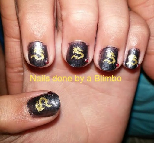 Gis dragon nails