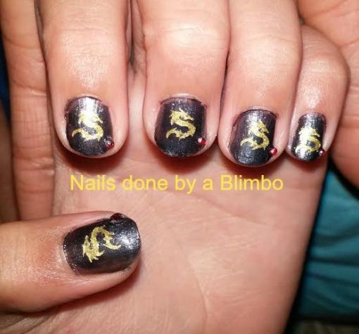 Gis dragon nails